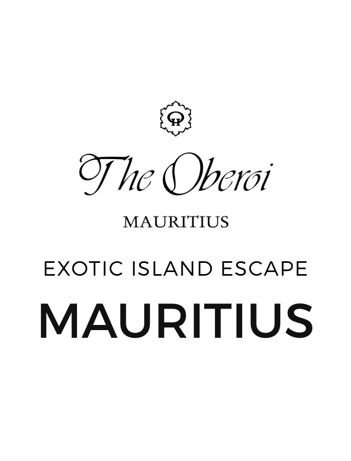Five-Star Oberoi Luxury in Exotic Mauritius