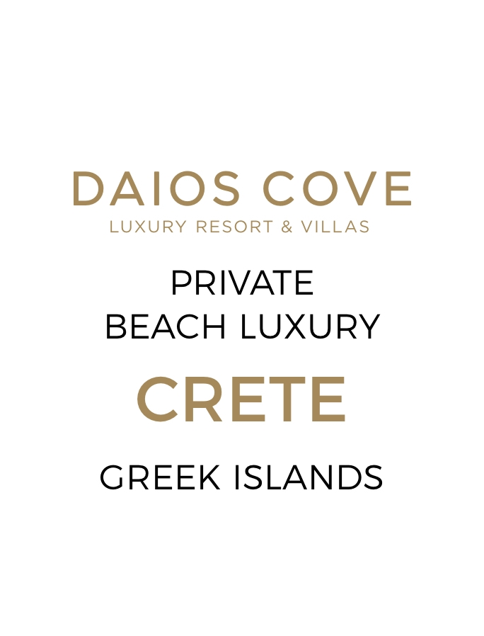 Private Cove Luxury in Crete with Daily Dining