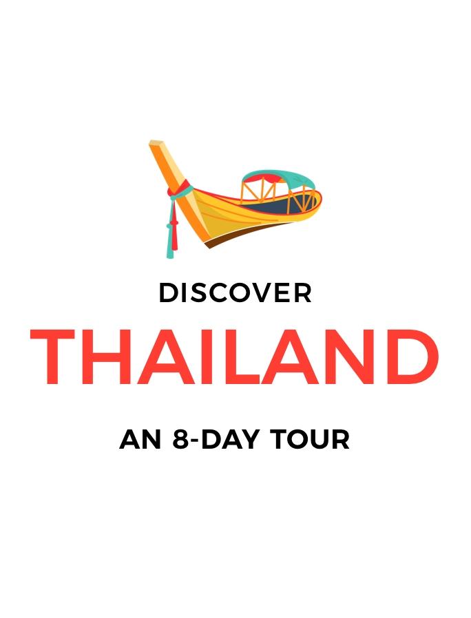 Thailand: A 8-Day Tour with Visits to Bangkok and Ancient Ayutthaya