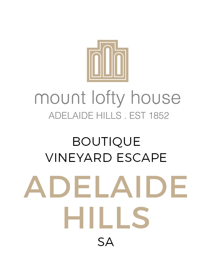 Five-Star Boutique Adelaide Hills Vineyard Escape with Sparkling Wine