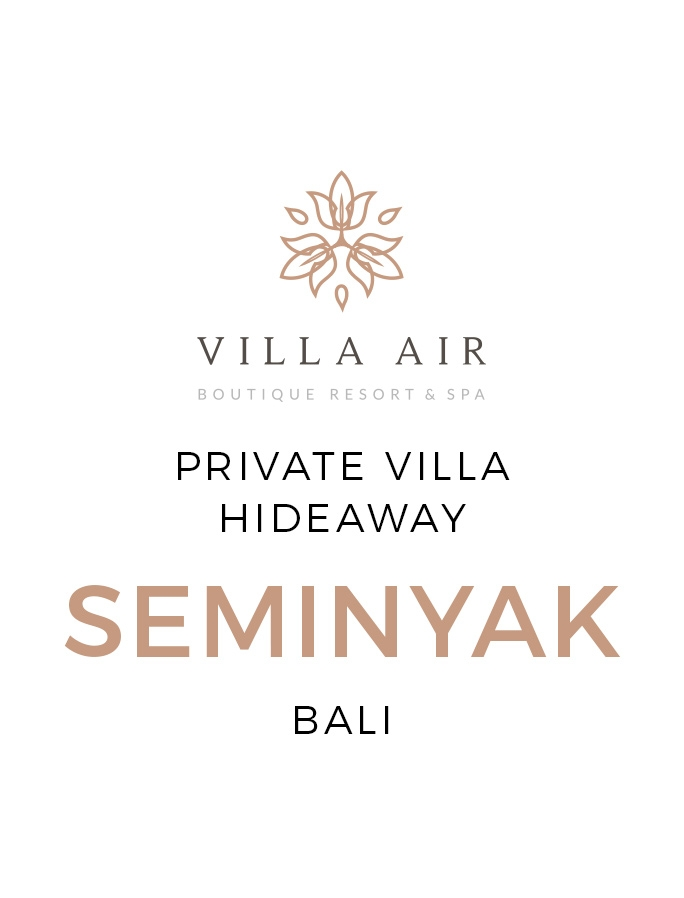 Boutique Private Pool Villas for Couples or Groups