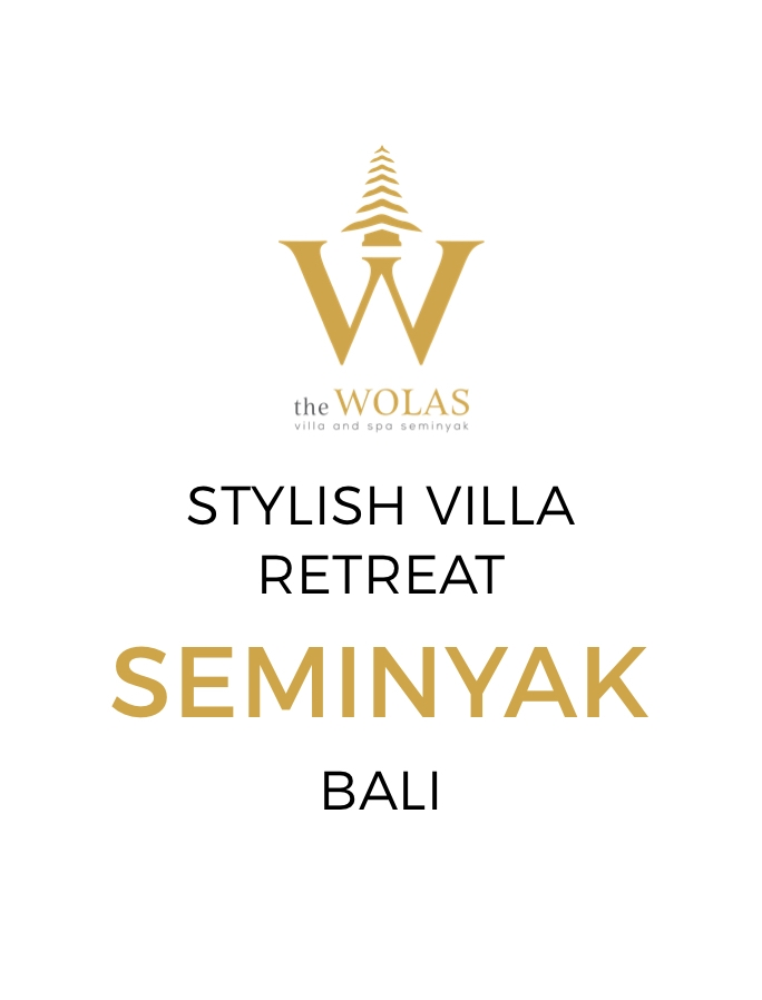 Stylish Seminyak Pool Villa Escape with Daily Dining