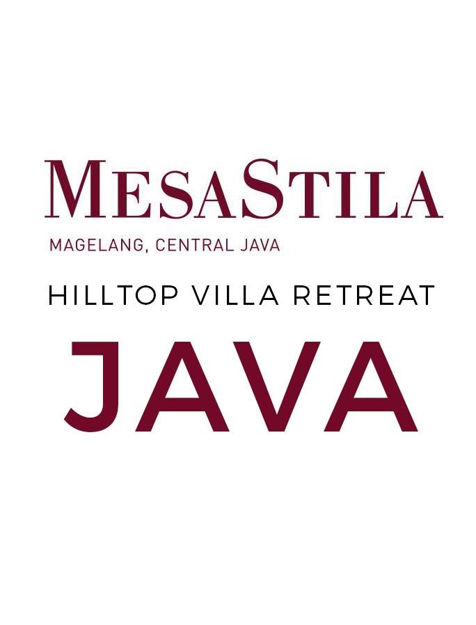 Five-Star Villa Hidden in Central Java Coffee Plantation