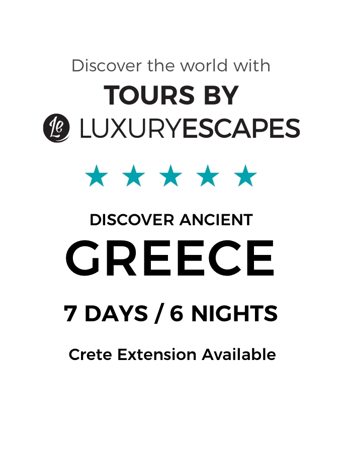 Secrets of Ancient Greece: A Luxury Small-Group Tour of Athens, Olympia, Delphi and Meteora