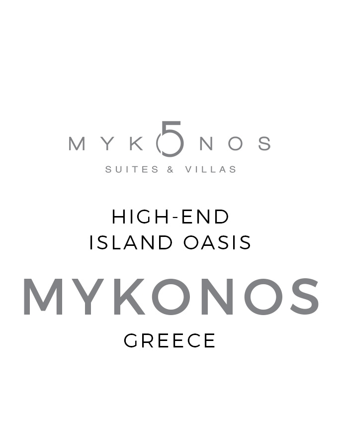 Chase the Greek Summer at One of the Best Rated Resorts in Mykonos