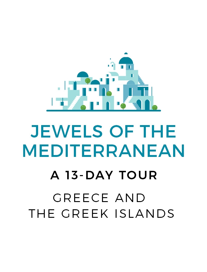 Stunning Greece: A 13-Day Tour from Athens to the Greek Islands
