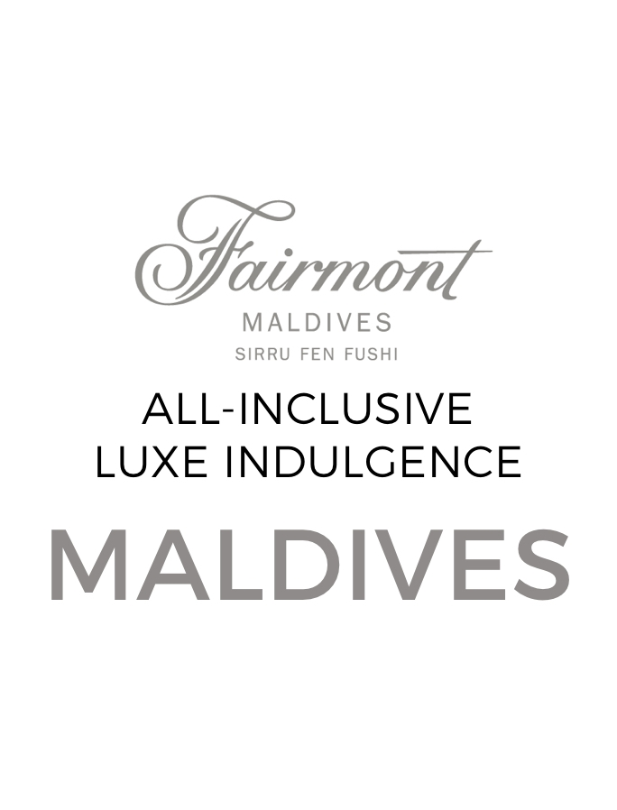 World-Class Fairmont Indulgence with All-Inclusive Dining and Return Transfers