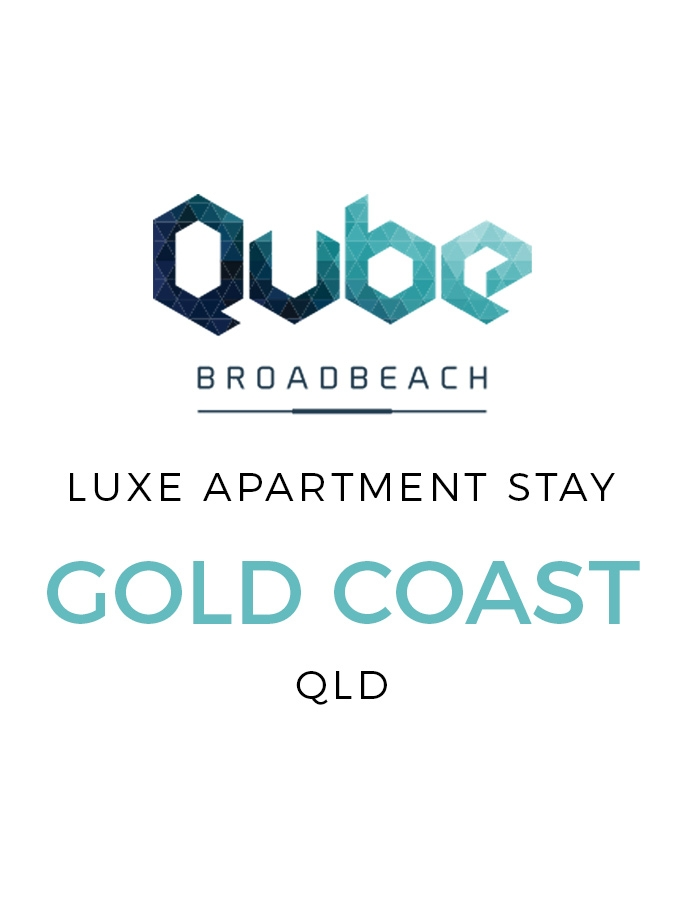 Broadbeach Luxury Apartment Escape with Ocean Views for Four People