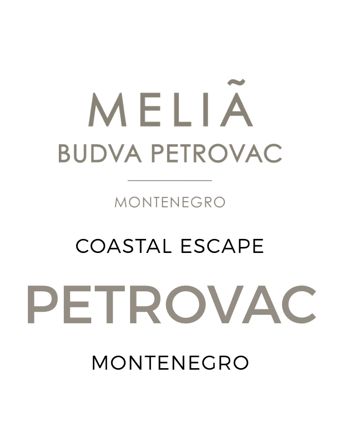 Stylish Meliá Escape on the Coast of Montenegro with Daily Dining