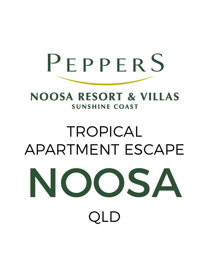 Peppers Noosa Indulgence with Daily Breakfast & Celebrity Chef Lunch