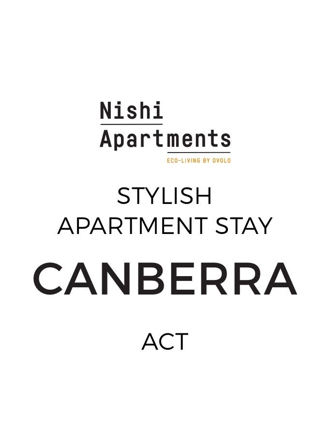 Ultra-Modern Canberra Apartment Stay with Daily Breakfast