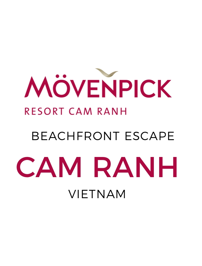 Mövenpick Vietnam Beachfront Escape with Daily Drinks & Dining