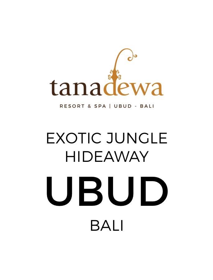 Secluded Ubud Paradise with Indulgent Dining Experiences
