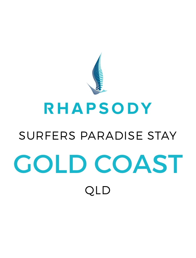 Stylish Ocean-View Apartment Stay Overlooking Surfers Paradise
