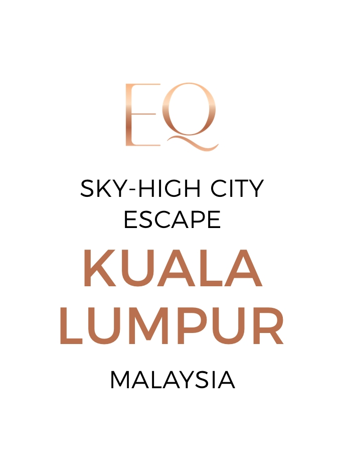 Stay at Kuala Lumpur's #1 Hotel with Sky-High Club Access