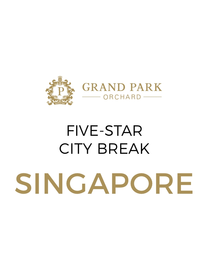 Five-Star Luxury on Orchard Road with Club Lounge Access & Nightly Free-Flow Drinks