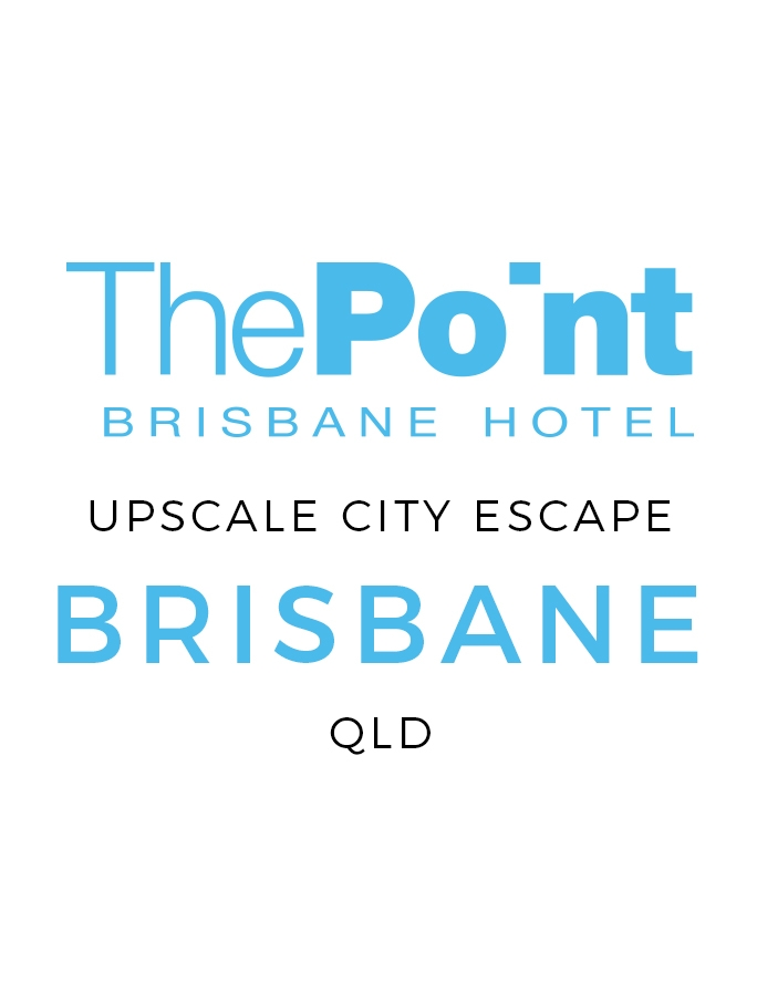 Stylish Brisbane Stay with Stunning City Views & Daily Breakfast