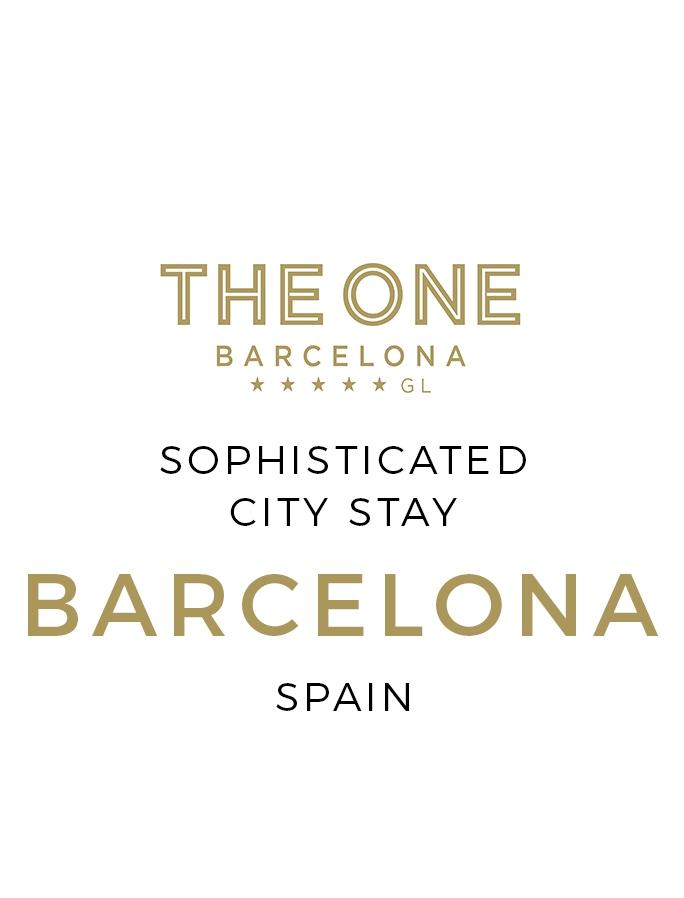 Five-Star Barcelona Luxury with Daily À La Carte Breakfast