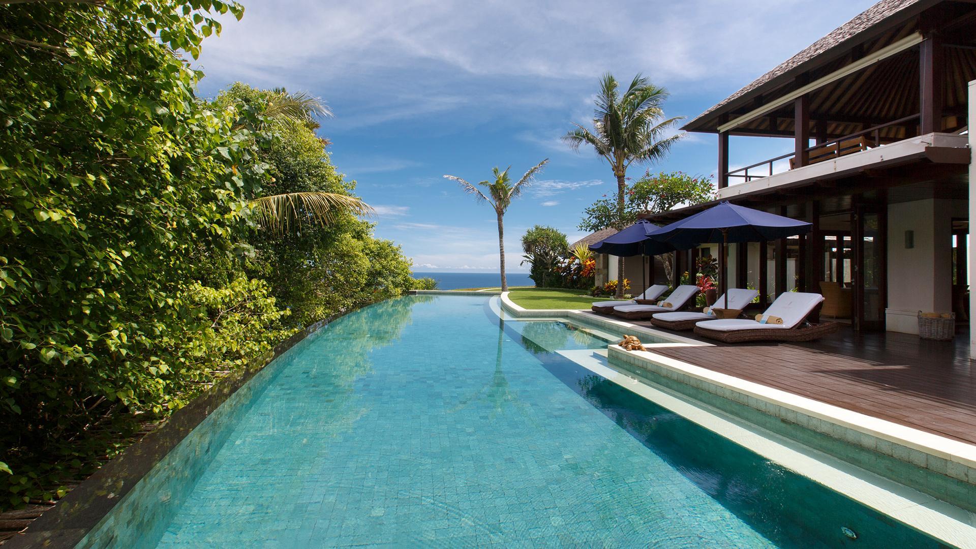 Clifftop Pool Villa Escape With Private Butler And Vip Beach Club Access Uluwatu Bali