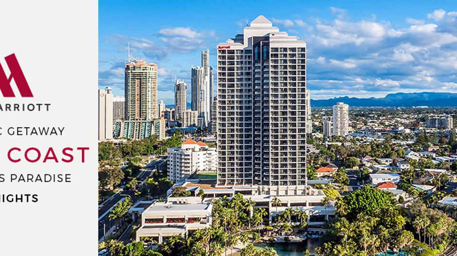 Gold Coast S Most Iconic Resort Surfers Paradise Marriott