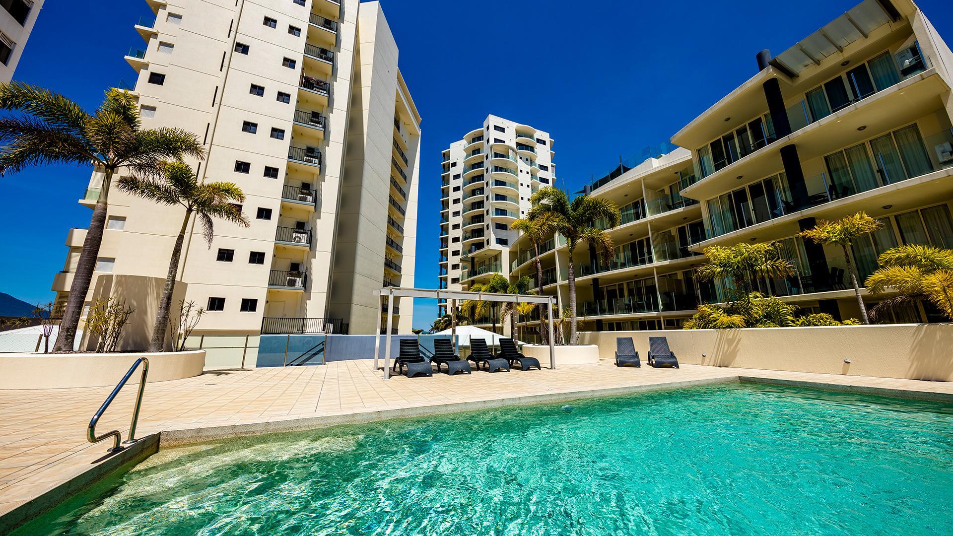 Ocean-View Cairns Apartment Escape, Cairns, Queensland
