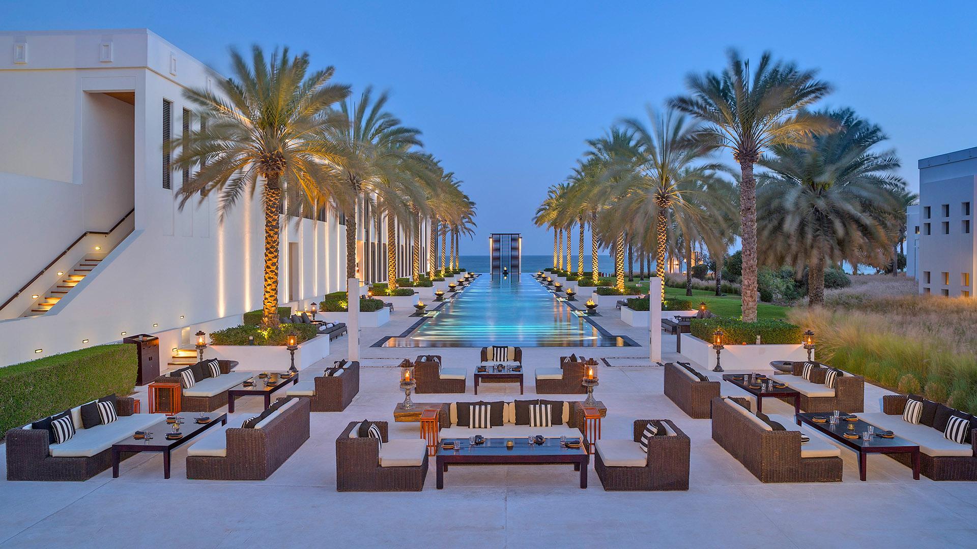 The Chedi Muscat: Arabian Elegance in Oman