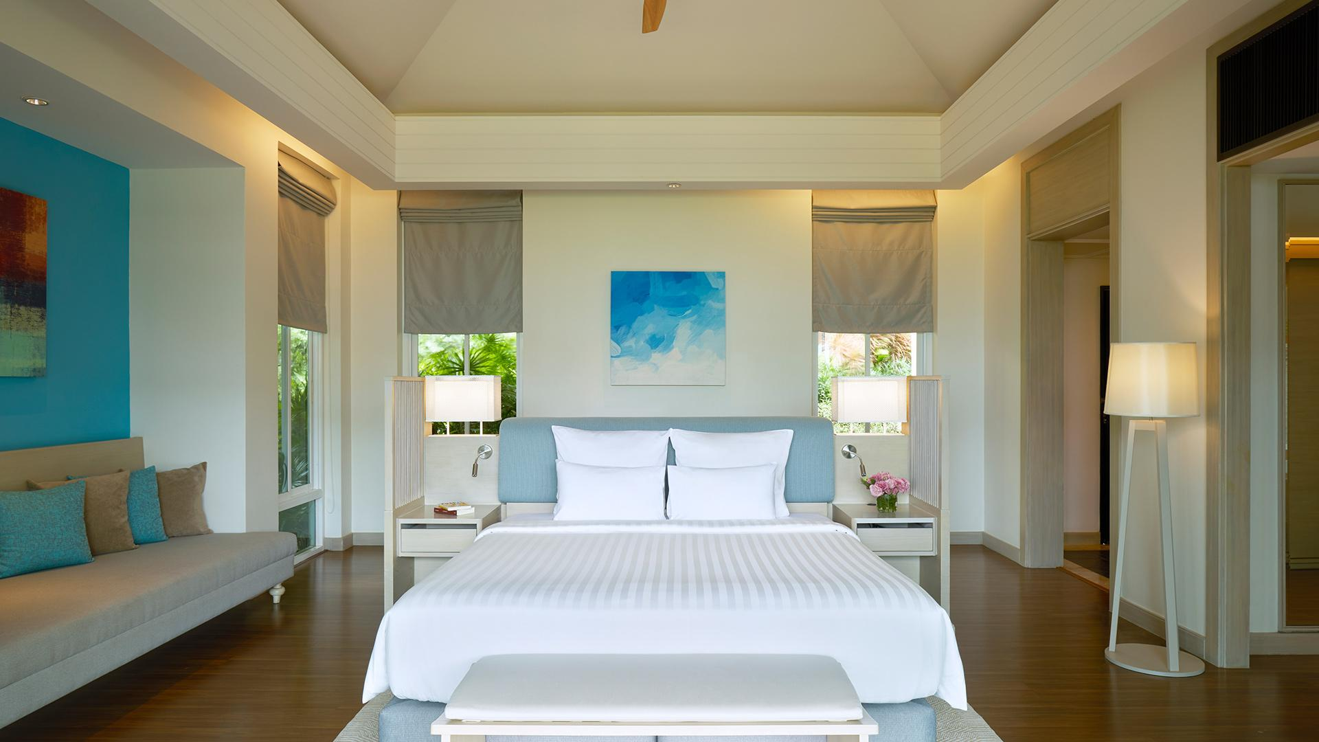 Pool Villa image 1 at Pullman Phuket Panwa Beach Resort by Amphoe Mueang Phuket, Chang Wat Phuket, Thailand