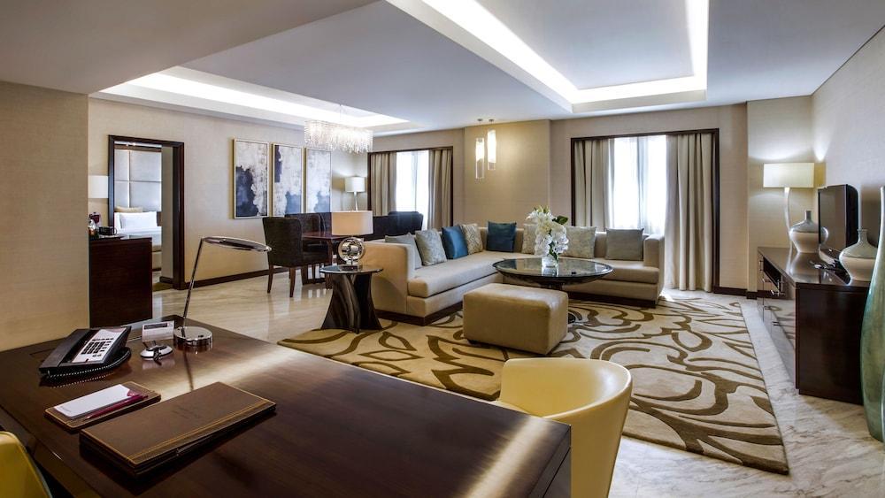 image 1 at Crowne Plaza Dubai Deira, an IHG Hotel by Salahuddin Road Deira Dubai 8668 United Arab Emirates