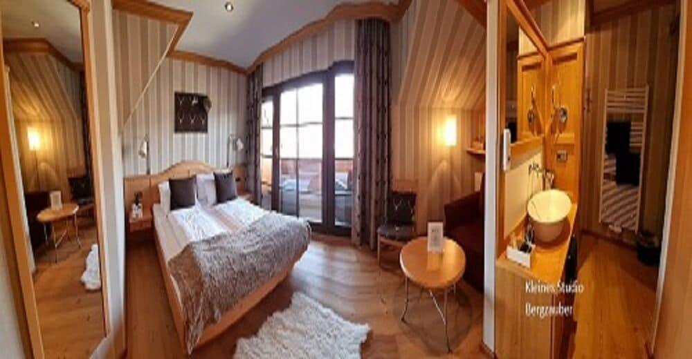 image 1 at Landhaus Talblick Hotel & Restaurant by Familie Brumm by Bergweg 6 Elmenthal Brotterode-Trusetal 98596 Germany