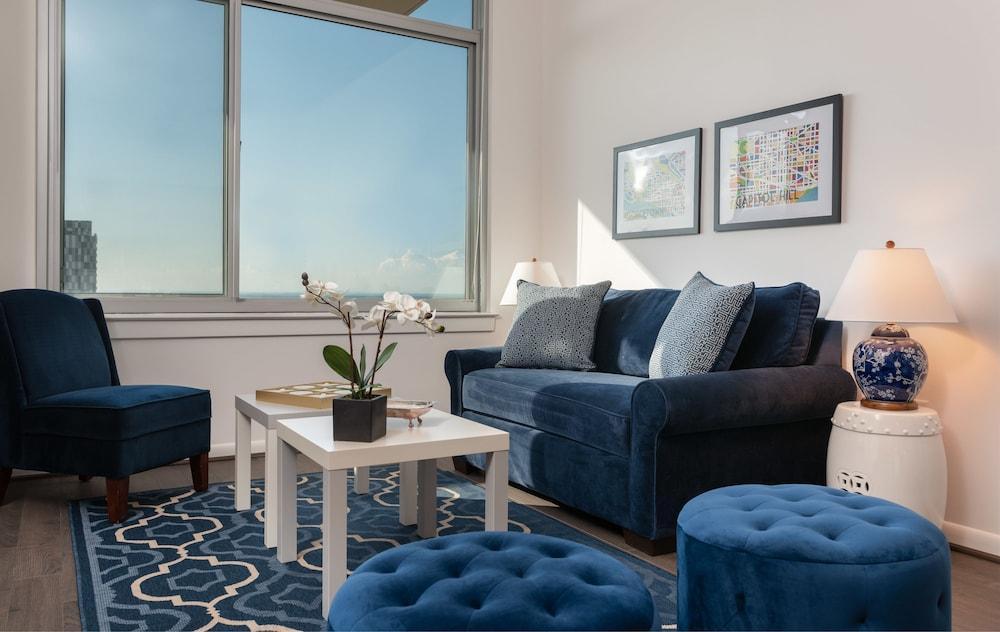 image 1 at PDC Luxury 1 & 2 Bedroom Apts Tysons Corner by 8421 Broad St McLean VA Virginia 22102 United States