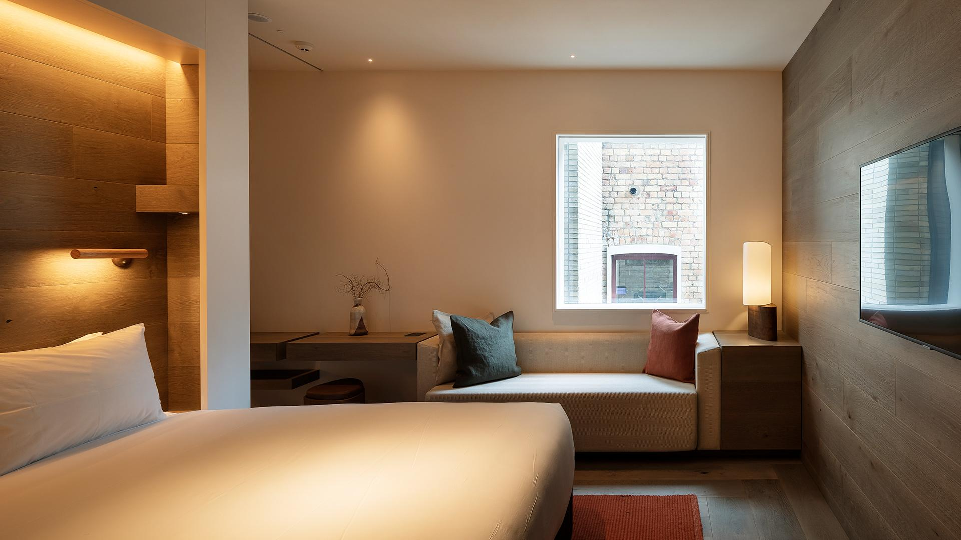 Laneway Room image 1 at The Hotel Britomart by null, Auckland, New Zealand