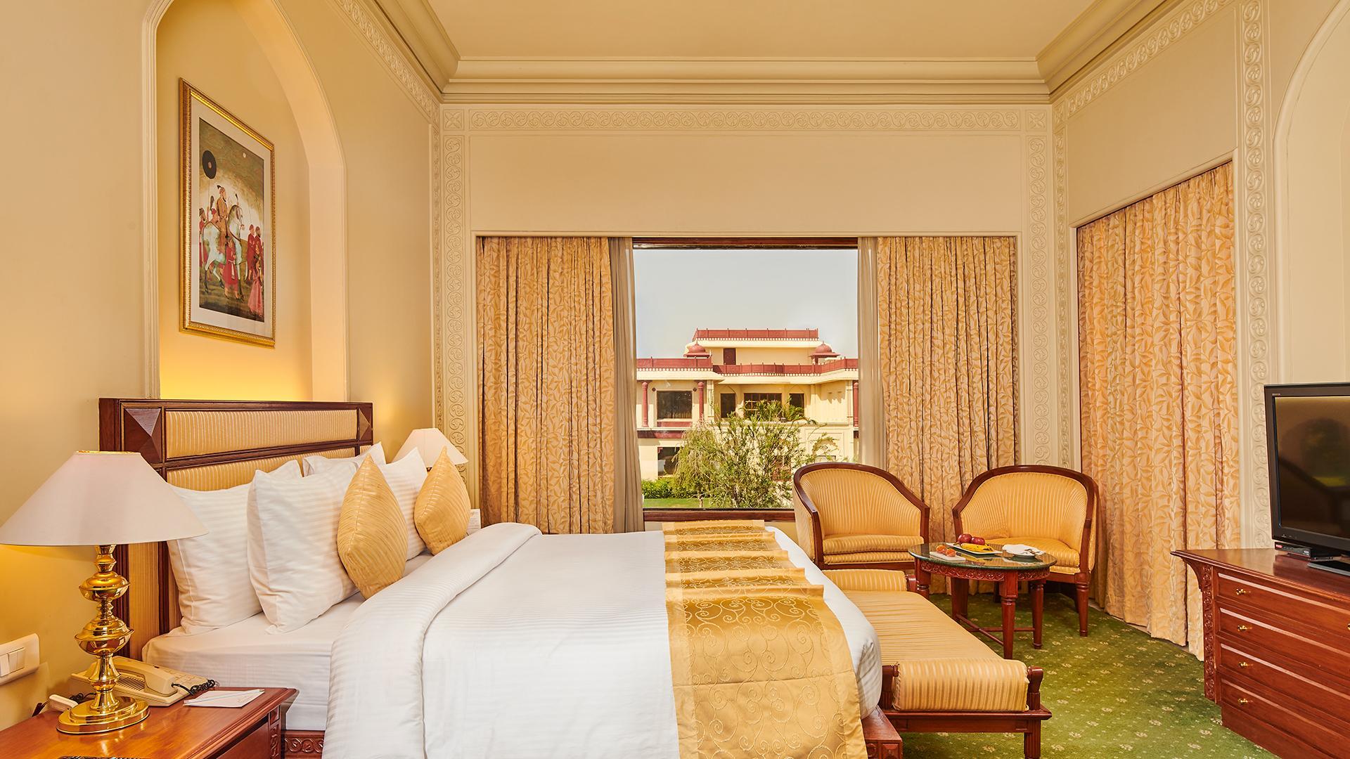 Luxury Suite image 1 at The Ummed Palace Resort & Spa, Jodhpur by Jodhpur, Rajasthan, India