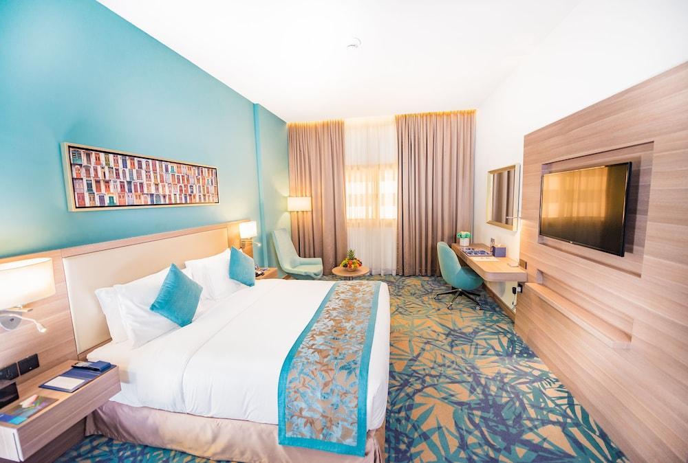 image 1 at MENA Plaza Hotel Albarsha by Street 13 Al Barsha 1 Near Mall of the Emirates Dubai United Arab Emirates