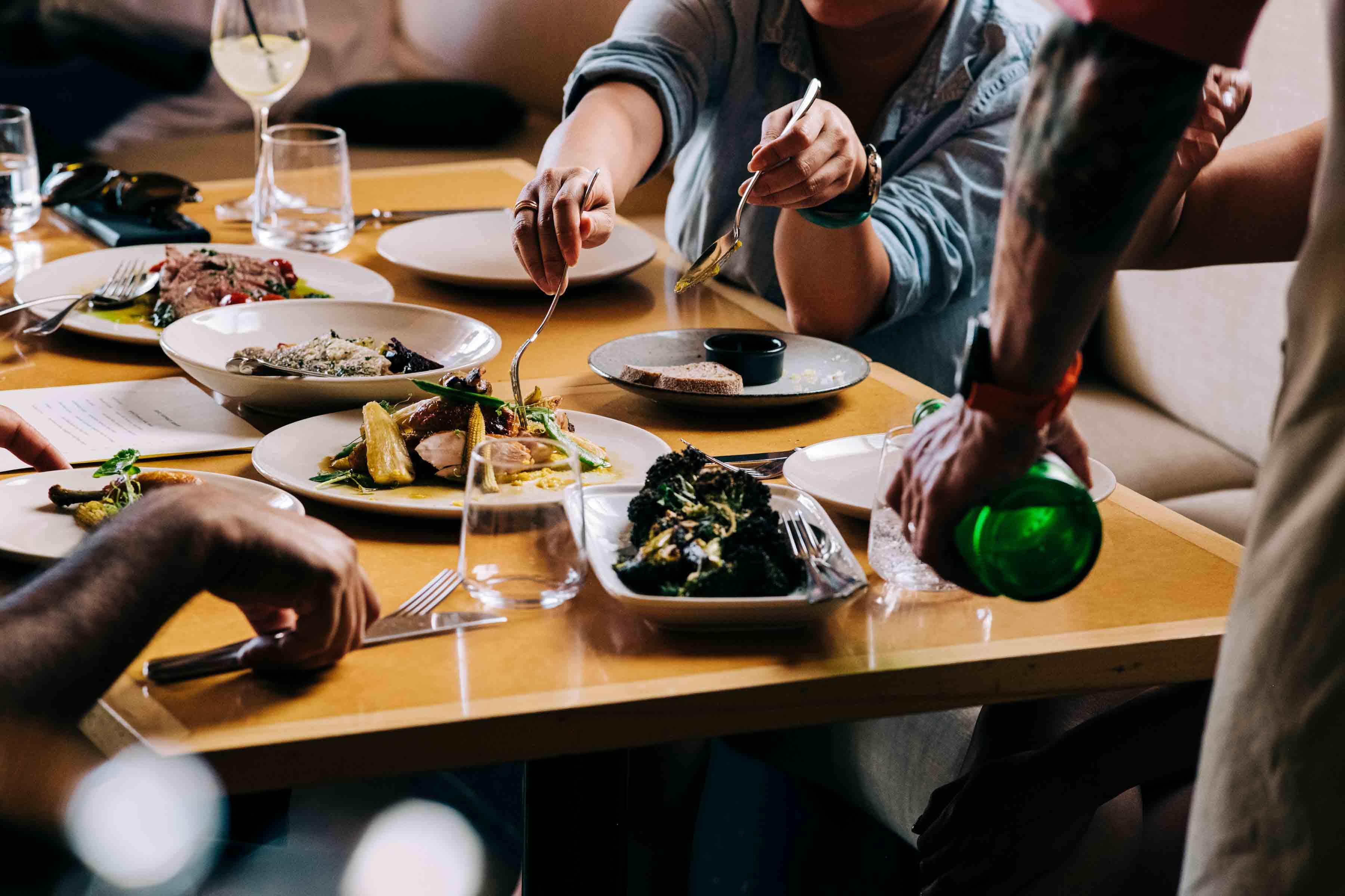 Wild Food and Wine