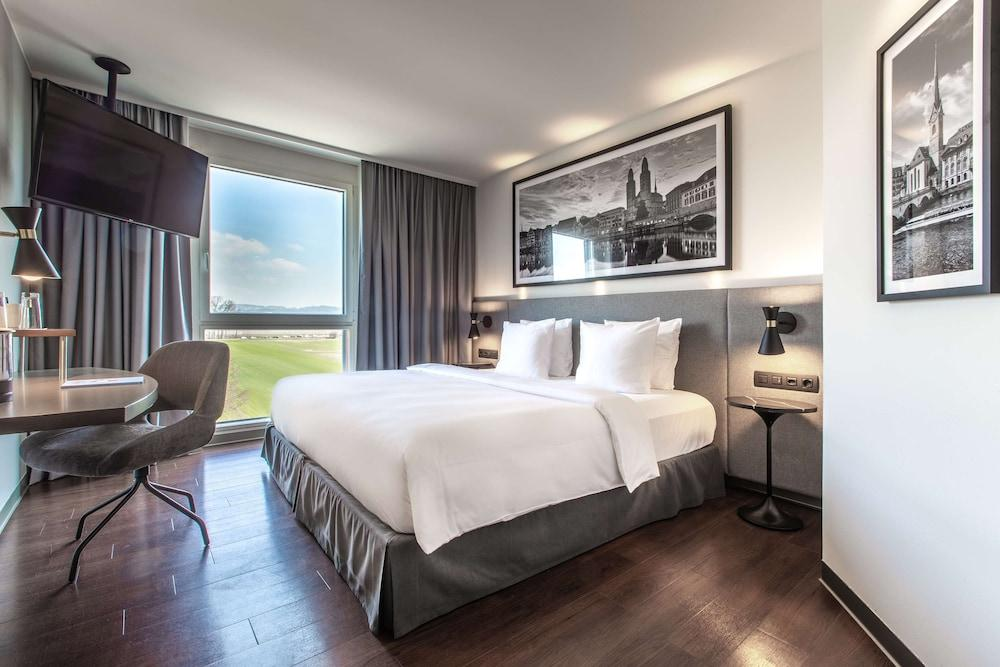 image 1 at Radisson Hotel Zurich Airport by Flughofstrasse 75 Ruemlang ZH 8153 Switzerland