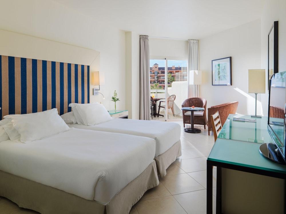 image 1 at H10 Estepona Palace by Avda del Carmen 99 Playa de Guadalobon Estepona Malaga 29680 Spain