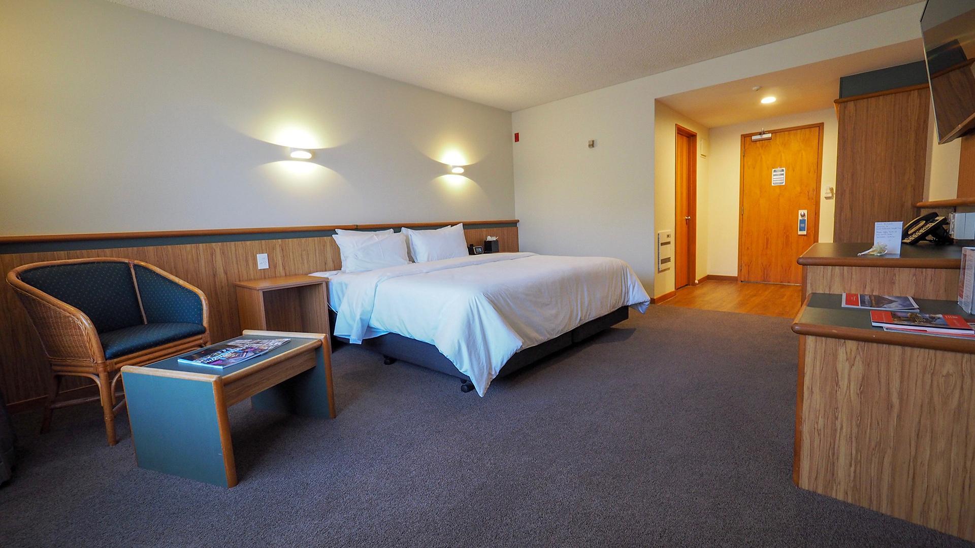 Standard Room image 1 at Swiss-Belresort Coronet Peak by null, Otago, New Zealand