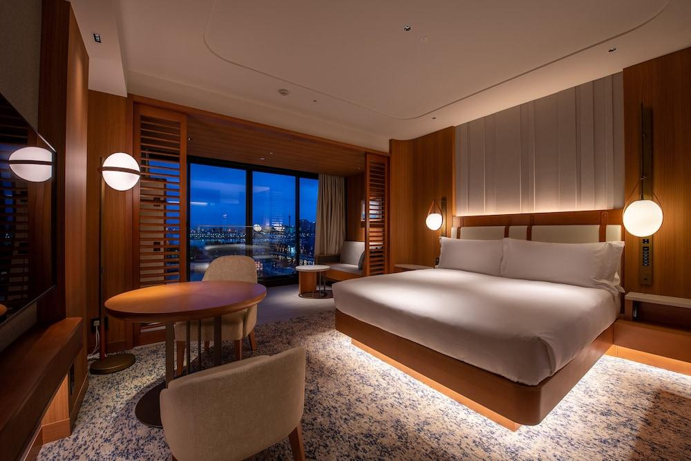 image 1 at Intercontinental Yokohama Pier 8, an IHG Hotel by 2-14-1 Naka-ku Shinko Yokohama Kanagawa 231-0001 Japan