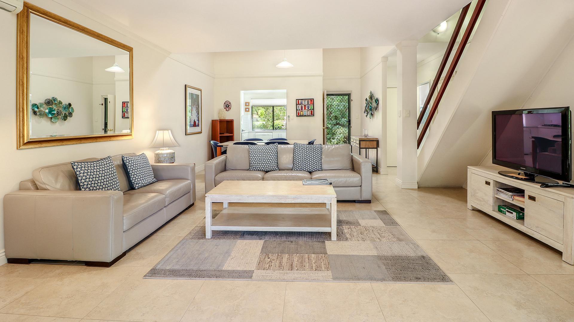 Three-Bedroom Villa image 1 at Bayshore Beachside Resort by City of Busselton, Western Australia, Australia