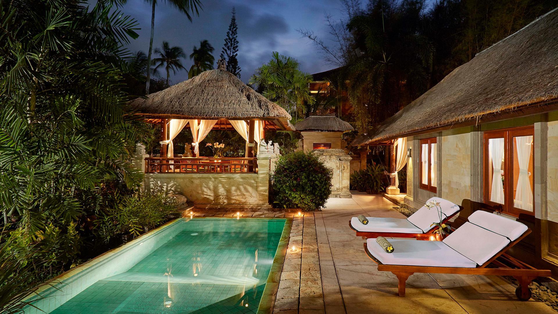 The Level Garden Villa image 1 at Meliá Bali by Kabupaten Badung, Bali, Indonesia
