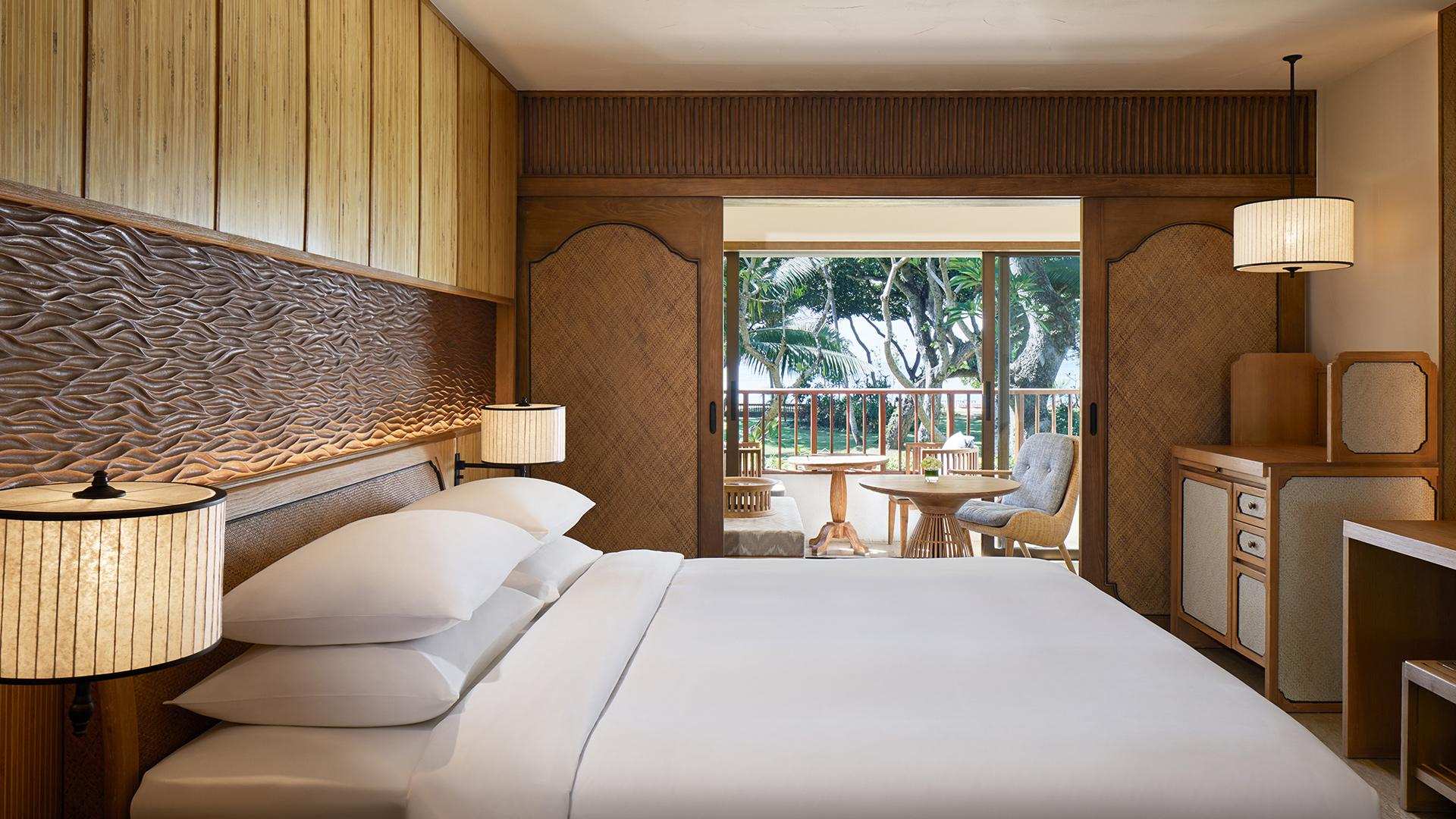 Deluxe Room image 1 at Hyatt Regency Bali by Kota Denpasar, Bali, Indonesia