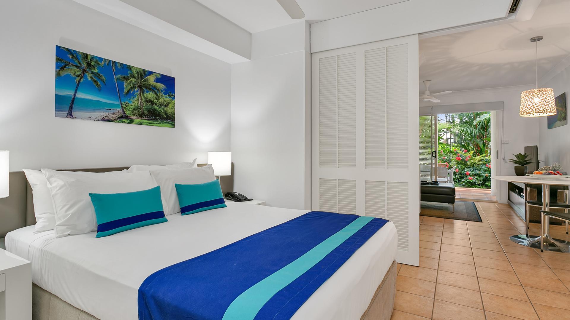 One-Bedroom Apartment July 2020 image 1 at Port Douglas Apartments by Douglas Shire, Queensland, Australia