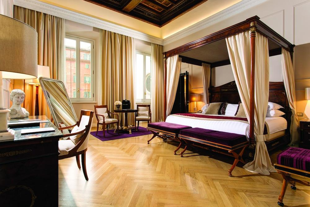 image 1 at Grand Hotel De La Minerve by Piazza Della Minerva 69 Rome RM 186 Italy