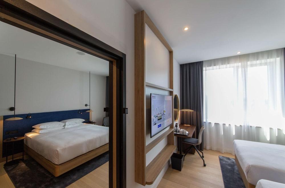 image 1 at Hilton Garden Inn Zagreb Radnicka, Croatia by Radnicka Street, 21 Zagreb 10000 Croatia