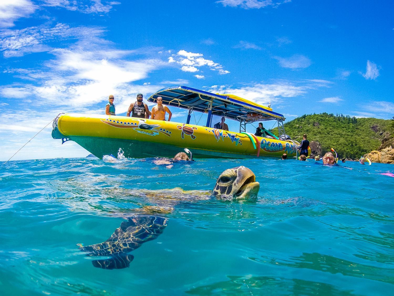 Ocean Rafting