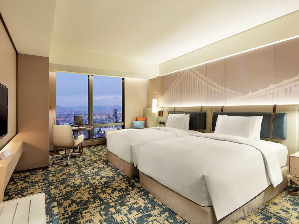 image 1 at Hilton Taipei Sinban by No. 88, Minquan Rd., Banqiao Dist. New Taipei City 22050 Taiwan