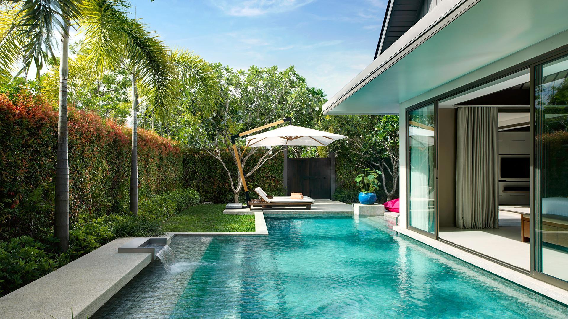 Grand Reserve Pool Villa image 1 at Santiburi Koh Samui by Amphoe Ko Samui, Surat Thani, Thailand