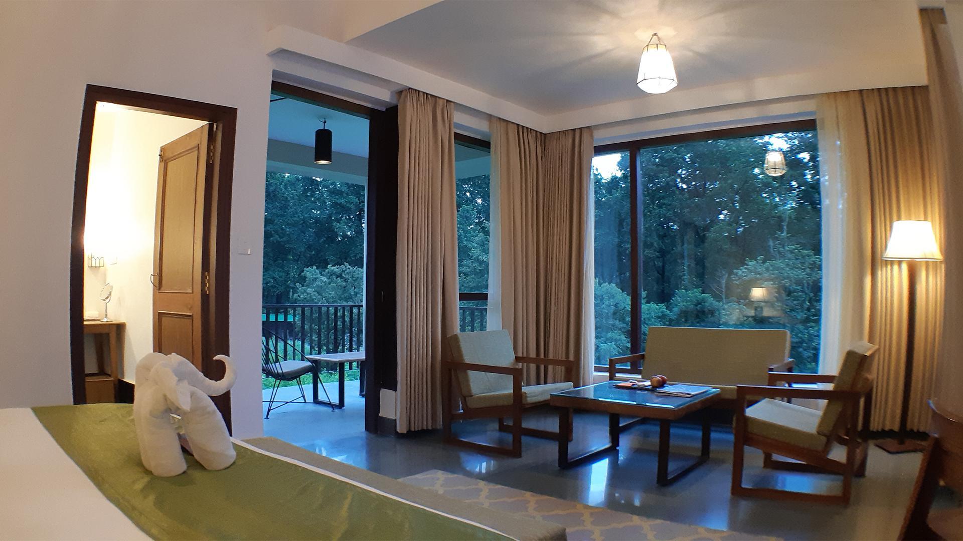 Standard Villa image 1 at Lebua Corbett by Pauri Garhwal, Uttarakhand, India