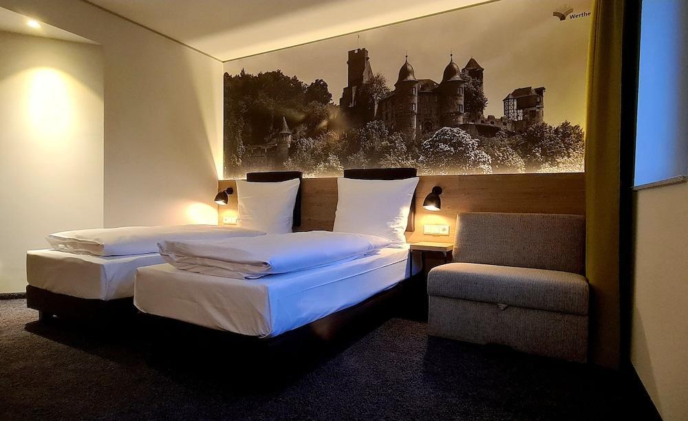 image 1 at Euro Hotel Wertheim by Am Almosenberg 2 Wertheim 97877 Germany