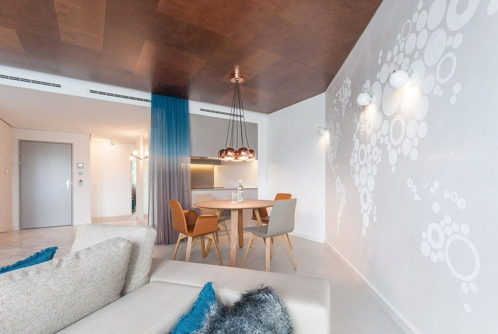image 1 at EMA House Hotel Suites by Nordstrasse 1 Zürich ZH 8006 Switzerland